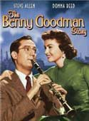The Benny Goodman Story movie poster