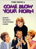 Come Blow Your Horn movie poster