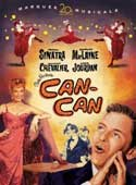 Can Can movie poster