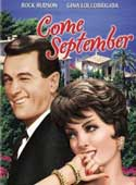 Come September movie poster