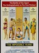 The Impossible Years poster