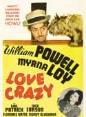 Love Crazy movie poster