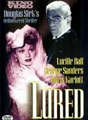 Lured movie poster